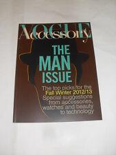 VOGUE ACCESSORY SUPPL.AL N.5 SETTEMBRE 2012