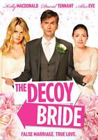 DECOY BRIDE, The (Blu-ray) KELLY MACDONALD, DAVID TENNANT, ALICE EVE /  New!