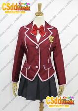Guilty Crown Inori Yuzuriha cosplay costume csddlink outfit