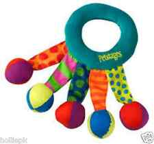 PETSTAGES PUPPY SMALL DOG TOSS & SHAKE RING DOG TOY WITH RATTLES PLAYFETCH TOY