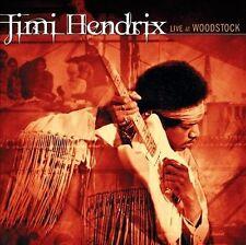 Live at Woodstock by Jimi Hendrix (CD, Nov-2010, 2 Discs, Experience Hendrix)