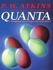 Quanta: A Handbook of Concepts (Oxford Chemistry Series Ocs Op)-ExLibrary