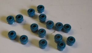 Honda CBX1000 all years Blue Viton 5.5 mm Valve Stem seals set of 24, The best!
