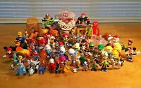 TOY CHEST! Huge Lot Of Kids' Toys + Figurines -- Instant Fun!