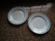 """Set of 2 - Anchorware 9"""" plates from Anchor Hocking Model #969"""