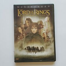 New ListingThe Lord of the Rings: The Fellowship of the Ring (Dvd, 2002, 2-Disc Set, Full …