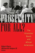 Prosperity for All?: The Economic Boom and African Americans-ExLibrary