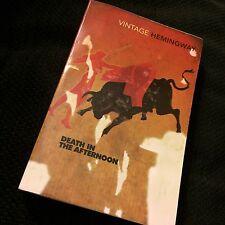 Ernest Hemingway - Death In The Afternoon, Novel