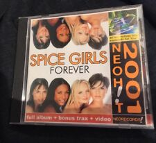 Spice Girls Forever RARE European CD Album