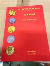 Atlas der Munten van Belgie, Hugo Vanhoudt