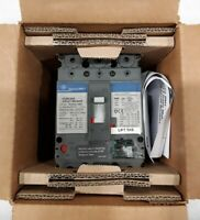 SEHA36AT0060 GE MODEL 1 3 POLE 60A 600VAC CIRCUIT BREAKER NEW