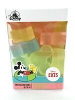 Disney Eats Set of 24 Freezable Ice Cubes Multicolor Pastels Mickey Heads NEW