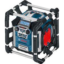 Bosch Professional Baustellenradio GML 50 Professional, blau