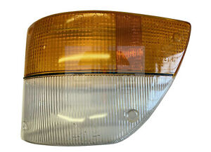 Saab 900 New Front Side Light And Indicator Lens Left