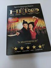 Jet Li Hero Quentin Tarantino dvd movie 2002 New Sealed
