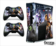 Destiny The taken King XBOX 360 Slim  Skin