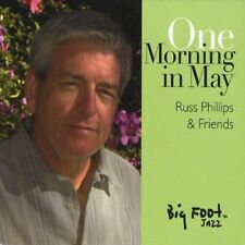 One Morning In May by Russ Phillips (CD, Jul-2008, CD Baby (distributor))