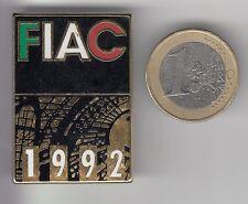 RARE PINS PIN'S .. ART PEINTURE CORNEILLE AFFICHE GRAND PALAIS 92 FIAC PARIS ~C8