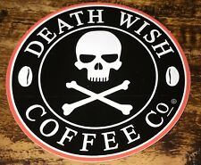 Official Deathwish Coffee Sticker - new!