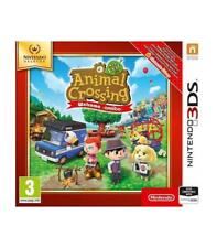 Juego Nintendo DS animal Crossing Leaf- Welcome amiibo 4020896