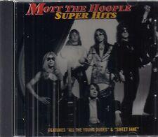 Mott the Hoople - Super Hits