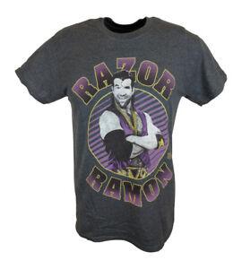 Razor Ramon Hey Yo WWE Mens T-shirt