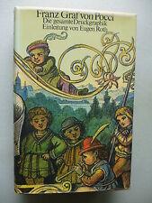 Franz Graf von Pocci Die gesamte Druckgraphik 1. Auflage 1974 von Eugen Roth