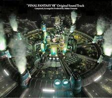 Final Fantasy VII Brand New Soundtrack 4 CD Box Set