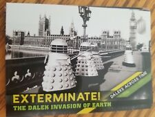 2016 Topps Doctor Who Timeless #2 The Dalek Invasion of Earth Daleks Across Time