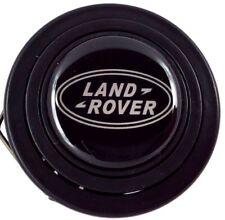Land Rover Volante Botón De Bocina. se adapta a Momo Sparco OMP NARDI RAID Etc