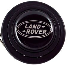 Land Rover volant klaxon bouton-poussoir. Correspond à Momo Sparco OMP Nardi Raid etc.