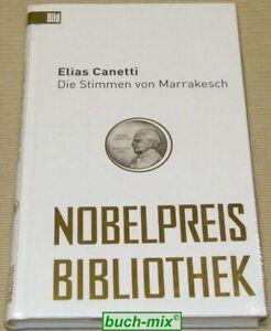 DIE STIMMEN VON MARRAKESCH - Elias Canetti - Buch NEU & OVP
