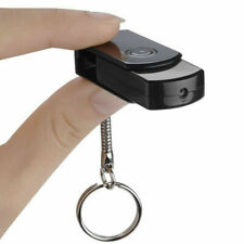16GB USB Flash Drive Keychain Mini Video Camera Recorder Camcorder DVR 1280p