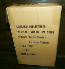 """SIDESHOW EXCLUSIVE XANDER HARRIS BUFFY THE VAMPIRE RARE 12"""" SHIPPER SEALED"""