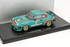 Porsche 934rsr #9 24h LEMANS 1976 Bob wollek 1:43 pro43.r