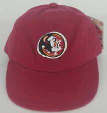 New listing Florida State University Seminole Infant Toddler Hat Cap Embroidered FSU Vtg NOS