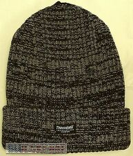 TOUGH THINSULATE INSULATION 40 GRAM BEANIE SKI KNIT WINTER WARM WATCH CAP HAT OS