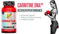 BSN Carnitine DNA 60 Capsules Fat Burner l quadralean lean hydroxycut mode