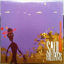 "NEW & SEALED SAUL WILLIAMS penny for a thought / purple pigeons 12"" OZO88817 6"