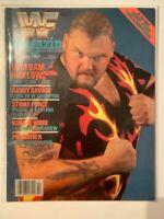 WWF Magazine 1987 November Bam Bam Bigelow World Wrestling Federation WWE WCW