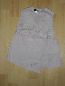 Lot de 10 vêtements été fille en 2 ans (jean bourget / okaidi / vert baudet).