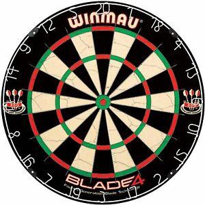 Winmau 3006 Blade 4 Dartboard Multicolour
