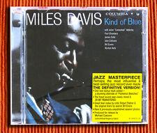 MILES DAVIS - KIND OF BLUE    CD  album The Definitive Version  SEALED