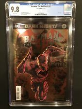 Batman: The Red Death #1 CGC 9.8