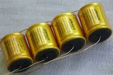 Jensen 0.22uf/630V copper oil capacitor for 845 300B EL34 2A3 45 tube amplifier