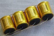 Jensen 0.22uf/630V copper oil capacitor for 845 300B EL34 2A3 45 tube amplifier