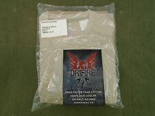 USGI US Military Drifire FR Long Sleeve Undershirt Silk Weight Medium New 23-C