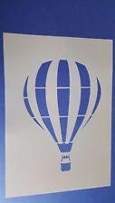 702 Schablonen Heißluftballon Wandtattoo Möbel Stencil Airbrush Wanddekoration