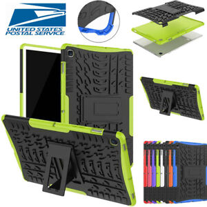 For Samsung Tab A7 Lite 8.7''2021 SM-T225/T220 Shockproof Case Hard Rubber Cover