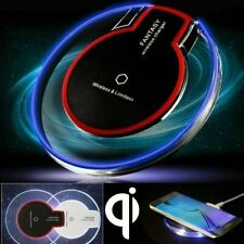 Fast Qi Wireless Charger Charging Pad Mat Dock For iPhone 11 8 Plus X XS Max XR